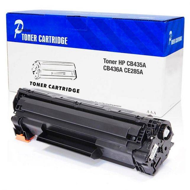 Cartucho De Toner Hp Cb435a/cb436a/ce285